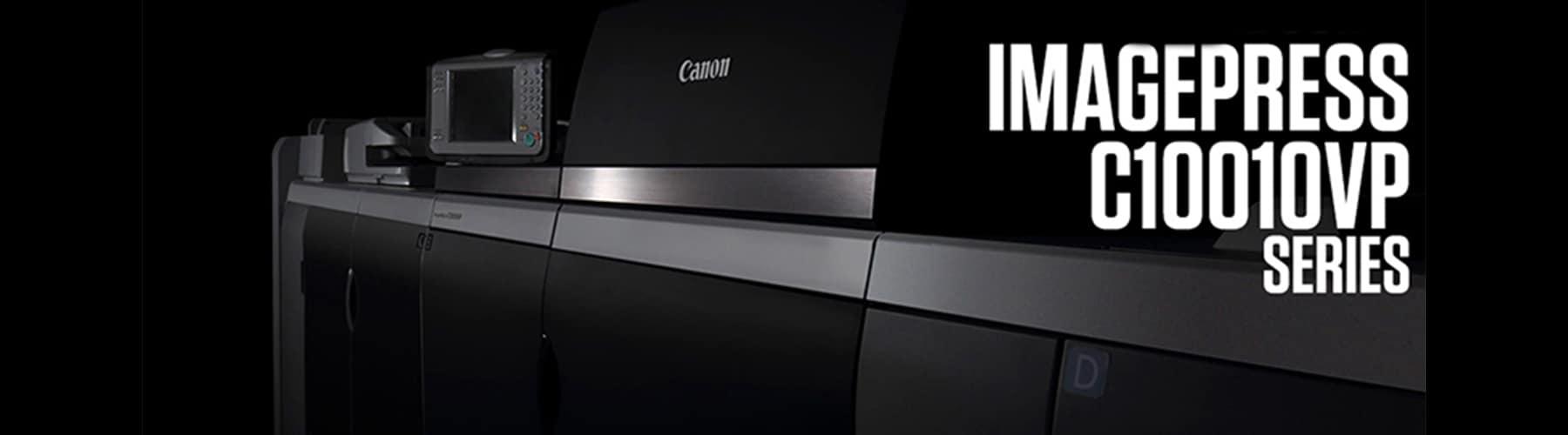 Il Production Printing si chiama imagePRESS C10010VP